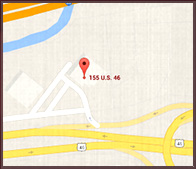 View Map and Driving Directions to our New Jersey Office