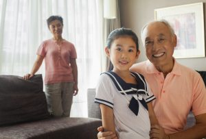 grandparent visitation rights New Jersey